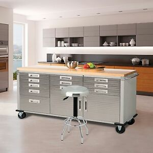 garage workbench systems garage storage cabinets heavy duty rolling metal systems 15766