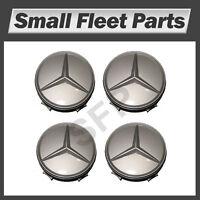 Mercedes Benz Center Hub Cap For Dodge Freightliner Sprinter 2500 Steel Wheels
