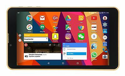 DOMO Slate S7 4G Calling Tablet with VoLTE