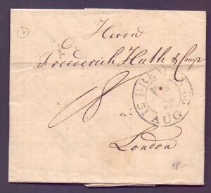 Vorphilabrief-Bremen-1822-mit-grossem-Schluesselstempel-nach-London-708
