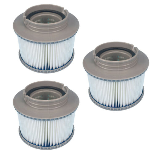 3Pcs MSPA FD2089 Filter Cartridge Replacement Part for Swimming Pool Hot Tub