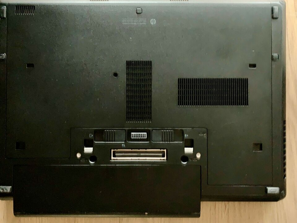 HP ProBook 6460b, i5-2520 2.5 GHz, 4 GB ram