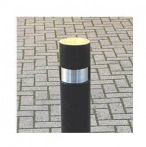 Security Post or Bollard /& No Parking Logo H//D Removable /& Stylish