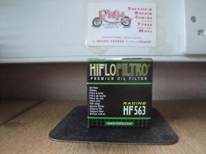 Husqvarna TXC 250 HF563 x 5 Pack 2008 to 2009 HifloFiltro Oil Filter