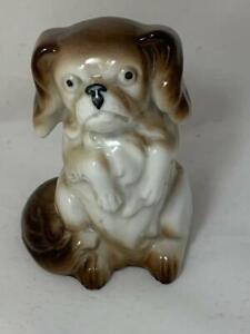 Ron Hevener Collectible Pekingese Dog Figurine