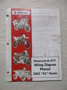 2003 suzuki motorcycle atv wiring diagram k3 manual