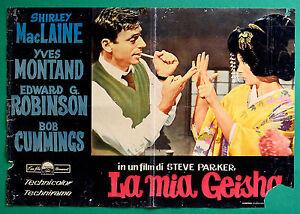 T12-Fotobusta-the-My-Geisha-Shirley-Maclaine-Yves-Montand-Edward-G-Robinson-3