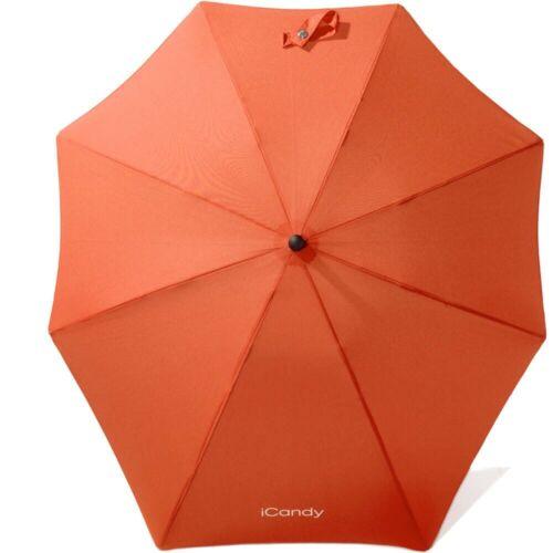 ICandy Orange Sun Parasol Flame