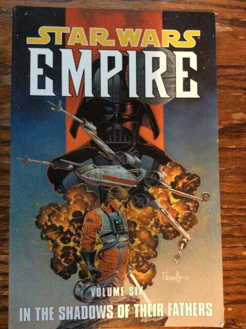 Star Wars: Empire: v. 6: In the Footsteps of Their Fathers by Scott Allie,...