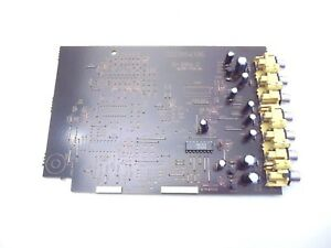 DENON-AVR-75-RECEIVER-PARTS-board-video-switching-1U-3064-2