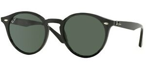 RAY BAN 2180 49 601 71 BLACK BLACK LENSES SUNGLASSES ... 40e09566137f