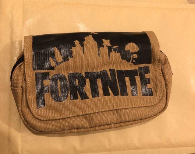 Fortnite Battle Royale Gaming Poster Personalised Pencil Case School Make Up Bag