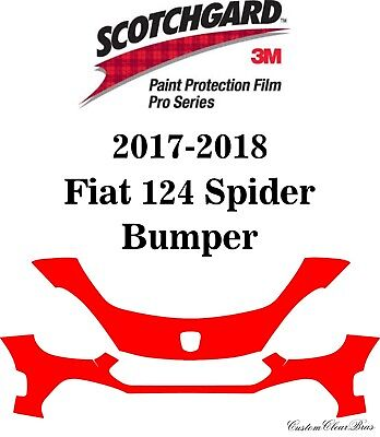 Lincoln MKX 2016-2017 PreCut 3M Scotchgard Paint Protection Film Clear Bra Kit