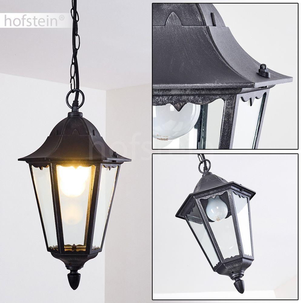 Lampe à suspension Plafonnier Lampe pendante Lustre Luminaire Lampe d'extérieur