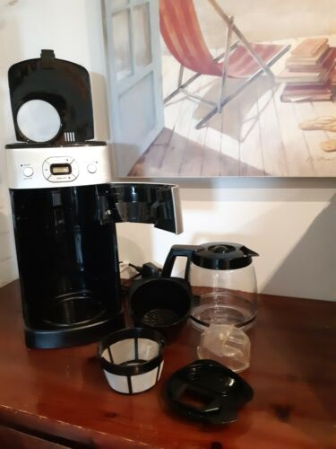 Cuisinart Grind and Brew Coffee Machine bean to cup