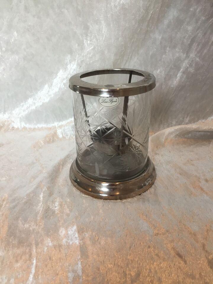 Glas, Fyrfadsstage, Lene Bjerre