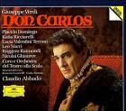 Verdi: Don Carlos (CD, Nov-1985, 4 Discs, Deutsche Grammophon)