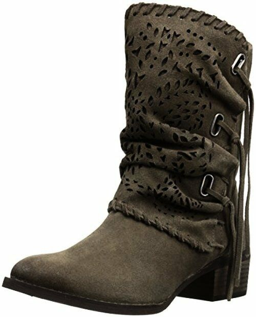 Naughty Monkey Womens Vamp Phyer Ankle Bootie- Select SZ SZ SZ color. ecc66c