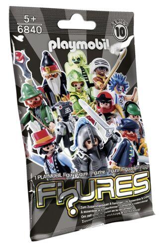 Series 10 5 emballages fermés Playmobil-Mini Figures Garçons