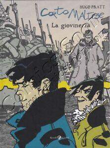 CORTO-MALTESE-LA-GIOVINEZZA-Rizzoli-Lizard-NUOVO