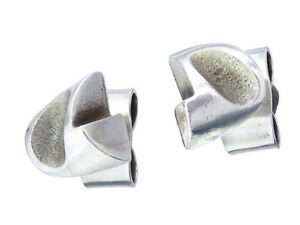 Lapponia-Ohrstecker-Etna-925er-Silber