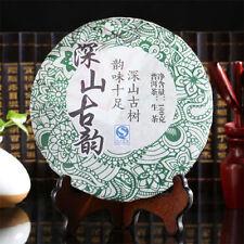 100g raw puer tea cake Pu'er tea health care yunnan china Good sheng puerh Tea