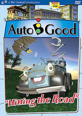 Focus on the Family Presents Auto-B-Good: Hitting the Road, Good DVD, ,