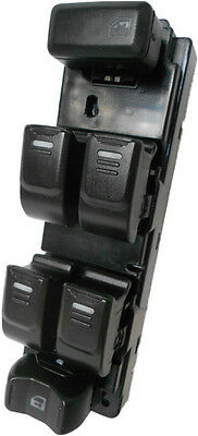 NEW 2004-2012 GMC Canyon  Electric Power Window Master Switch (4 Door)