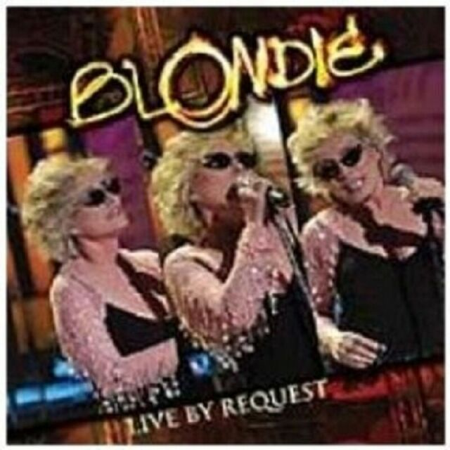 BLONDIE - LIVE BY REQUEST DVD MUSIC VIDEO POP NEW!