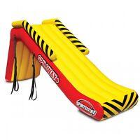 Sportsstuff Spillway - Inflatable Pontoon Boat Slide