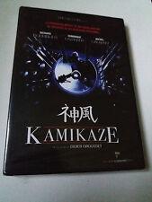 "DVD ""KAMIKAZE"" PRECINTADO SEALED LUC BESSON DIDIER GROUSSET RICHARD BOHRINGER"