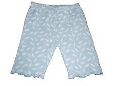 NUOVO Topolino fantastiche breve legging/pantaloni Radler TG 116 blu chiaro con motivi a molla
