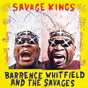 BARRENCE-WHITFIELD-AND-THE-SAVAGES-SAVAGE-KINGS-MUNSTER-RECORDS-LP-VINYLE-NEUF
