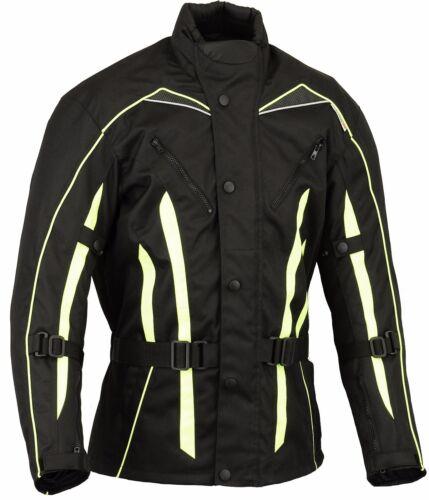 Gx96 Waterproof Motorbike Motorcycle Jacket All sizes