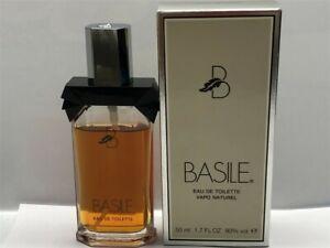 Basile by Basile 1.7 oz/50 ml Eau de Toilette Spray for Women, Discontinued!