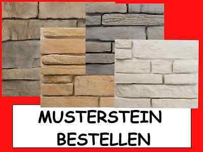 Riemchen Biarritz Exquisite Traditionelle Stickkunst Kunststein Fassadenstein Muster Verblender Wandgestaltung