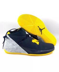 Jordan Brand Michigan Wolverines WHY NOT Zer0.1 Westbrook ...