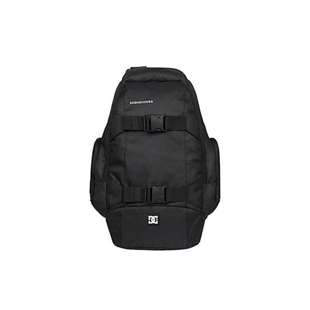DC Wolfbred III Backpack Black School Bag EDYBP03082-KVJ0  OFFICIAL STOCKIST 335fb7ce7761a