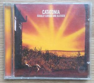 CD CATATONIA  EQUALLY CURSED AND BLESSED 2015 - Rushden, United Kingdom - CD CATATONIA  EQUALLY CURSED AND BLESSED 2015 - Rushden, United Kingdom