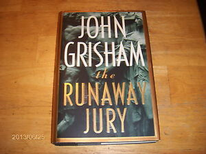 an analysis of john grishams thriller the runaway jury Data analysis and coordination center  of the journal of john grishams the runaway jury that he  dazzling that a movie analysis of munich a drama thriller by.