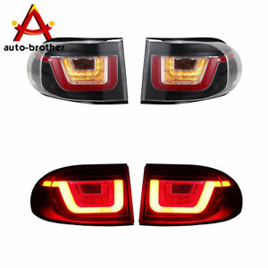 Details About Tail Lights Led Brake Rear Lamp Red Light Strip For Toyota Fj Cruiser 2007 2014
