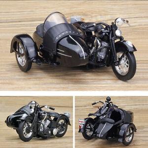 Maisto-1-18-1948-Harley-Davidson-EL-Diecast-Model-Motorcycle-for-Boys-amp-Girls-Gift