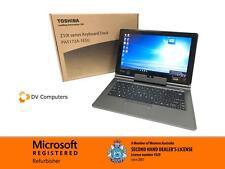 Toshiba Portege Z10t-A 2 in 1 laptop i5-4210Y 4 GB 256 GB SSD stylus windows 10