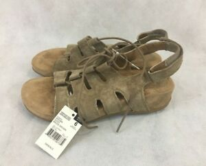 0a23d21d4cfc Image is loading Cobbie-Cuddlers-Womens-Sandals-Maizie-Brown-Brown-Size-