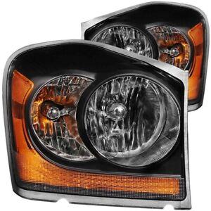 Headlight Anzo 111110