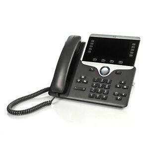 Cisco-CP-8841-VoIP-IP-Color-LCD-Display-PoE-5Line-Desktop-Video-Phone-CP-8841-K9