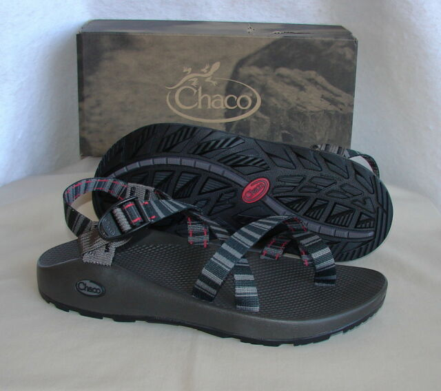81e362341c33 Chaco Men s Z2 Classic Athletic Sandal Lazo Gray 10 M US for sale ...