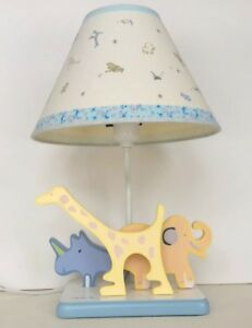 Details About Carter S John Lennon Musical Parade Real Love Nursery Lamp And Shade