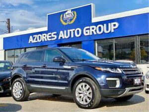 2017 Land Rover Range Rover Evoque Nav|B.Cam|Pano Sunroof|Parking Sensors|Only 46km!