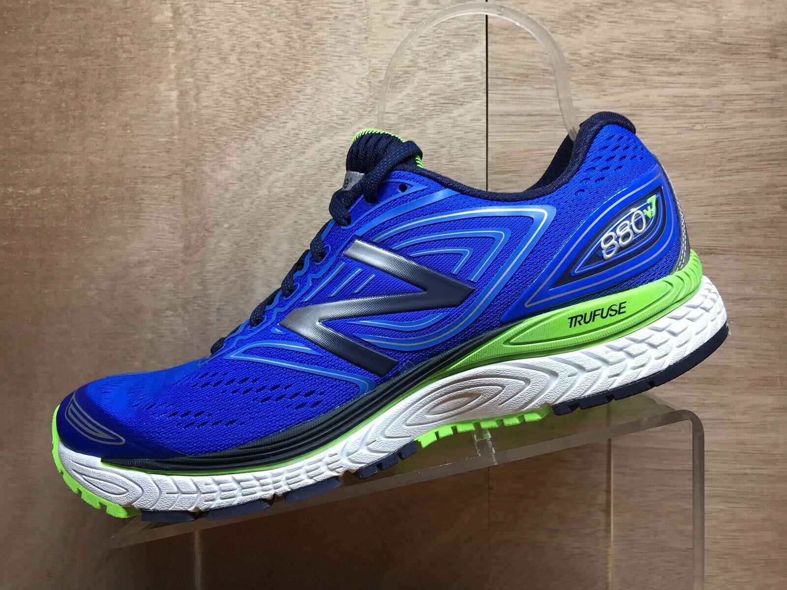Zapatos para hombre 880v7 New Balance Azul D NB Running zapatos
